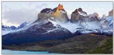 Čilské fjordy / Antarktída