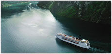 Nórske fjordy / Island