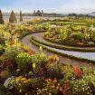 záhrady Schloss Hofu